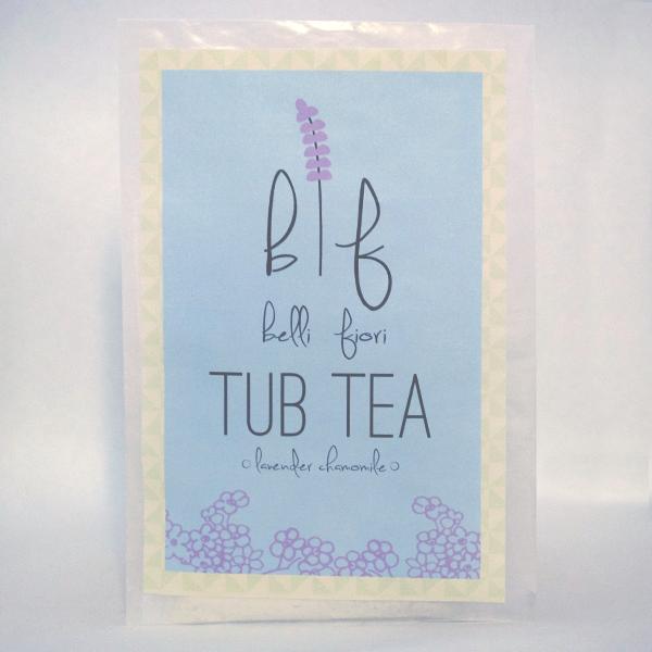 Lavender Chamomile Tub Tea